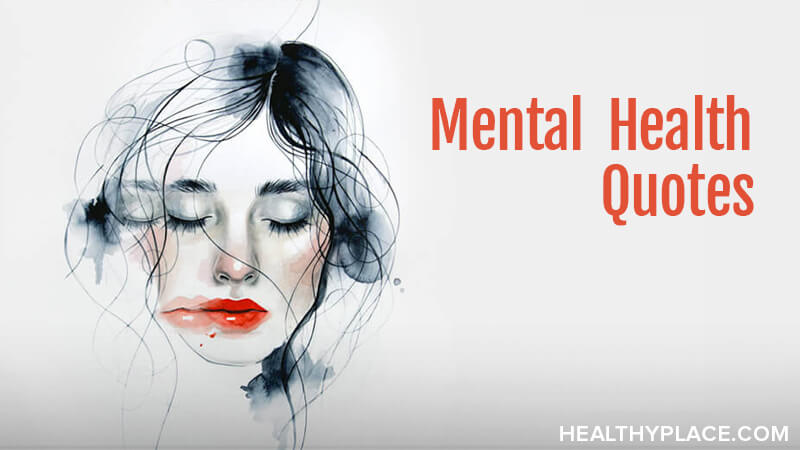 Quotes On Mental Health And Mental Illness HealthyPlace New Download Slam Quotes About Truth