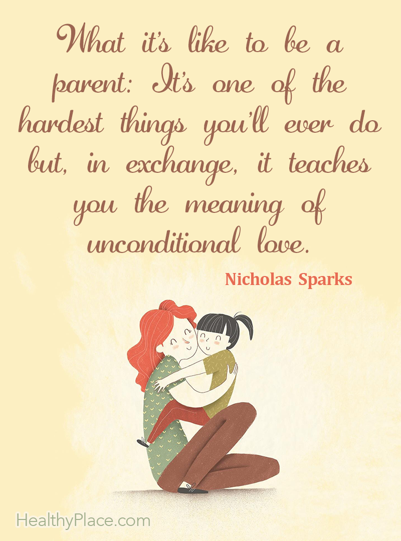 Parenting Quotes | HealthyPlace