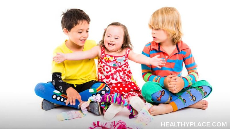 Help for Siblings of a Child with Special Needs / Behavior