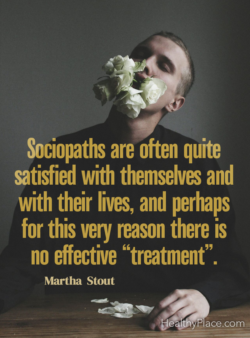 Sociopath Quote / A sociopath will do anything to win