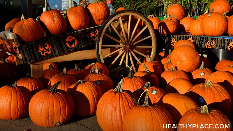 Depression can put a real damper on fall activities. Learn how to ease depression by planning fall activities on HealthyPlace