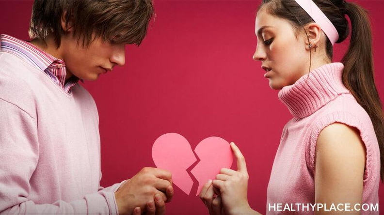 When love isn't enough in a relationship it feels heartbreaking; and when that relationship includes a partner with mental illness, it can feel especially rough. Visit HealthyPlace to learn how to prevent losing someone you truly love when love isn't enough in a relationship.