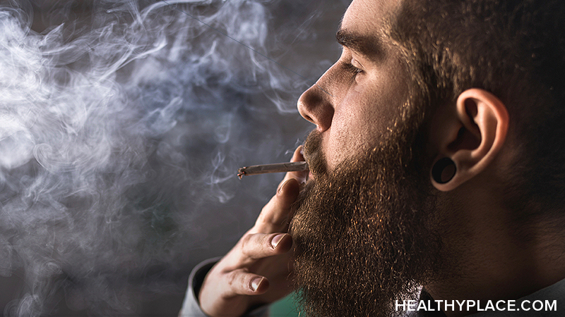Marijuana and schizophrenia are linked, but we aren't sure why. Some people may find cannabis increases their chances of developing schizophrenia.