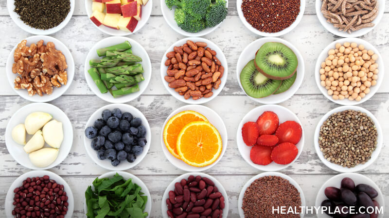 Some of the best foods for mental health are listed here. Find out what they are and how these good foods for mental health can improve your wellbeing on HealthyPlace.