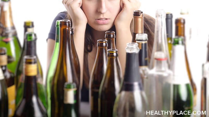 Some parents turn to drinking alcohol to deal with the stress caused from parenting an ADHD child.