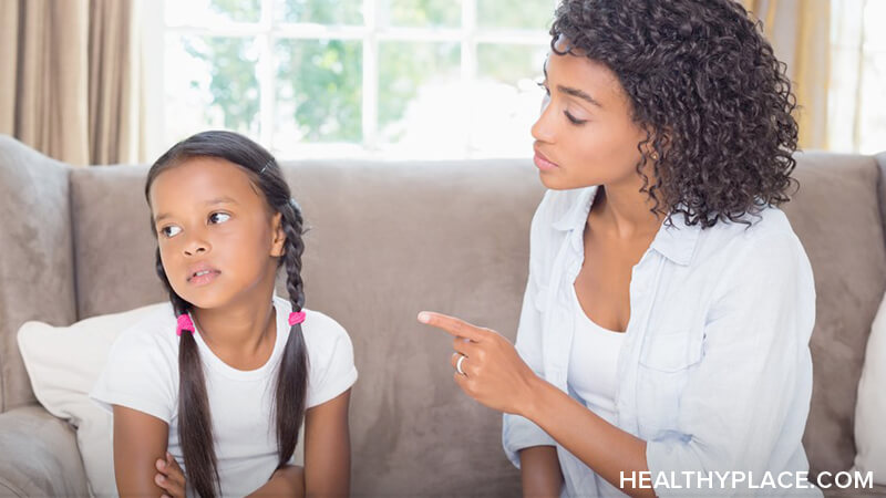 When disciplining a child with ADHD, what works? A mother of two ADHD children talks about behavior management through the use of consequences.
