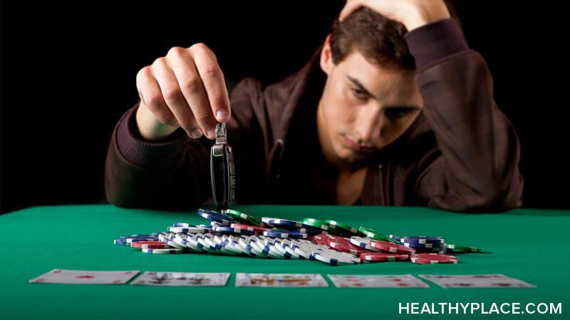 Pathological gambling addiction casino 70669