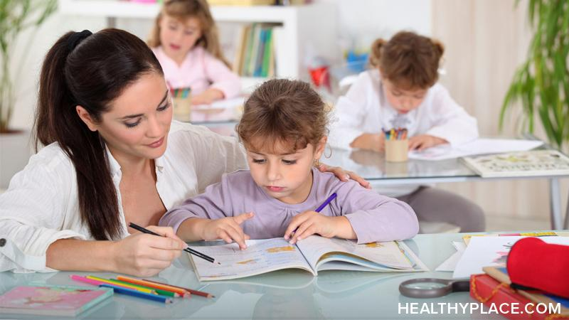 Children With Autism Spectrum Disorder Learning Behavior Issues