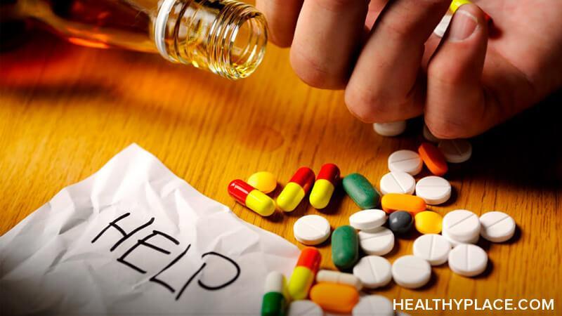 Addiction To Cns Depressants Healthyplace