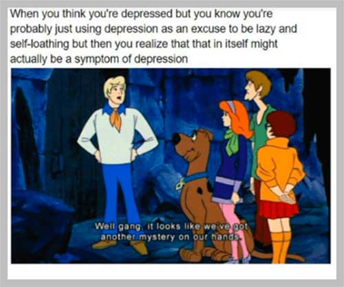 15 Funny Depression Memes People with Depression Can Relate