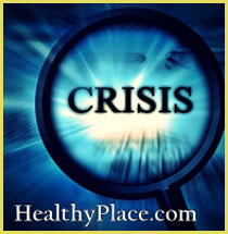 Here's how to develop a post-crisis plan for with everything after a psychiatric crisis. Includes downloads of sample post-crisis plan and worksheets.