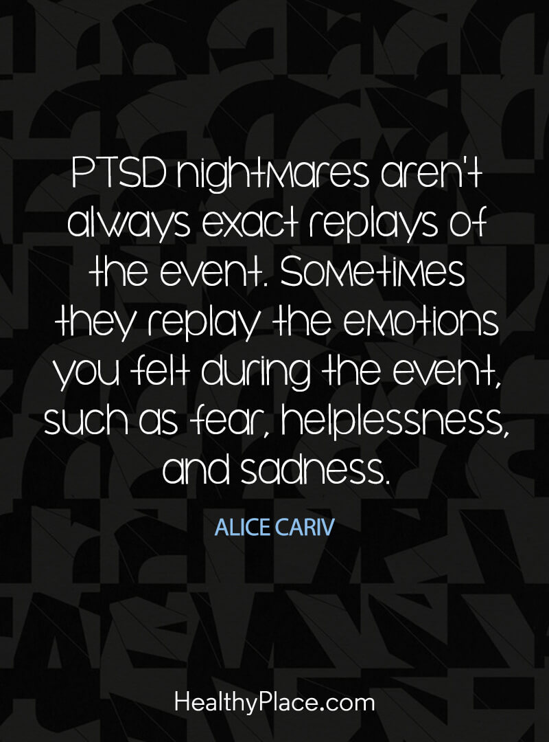 Ptsd Quotes Healthyplace