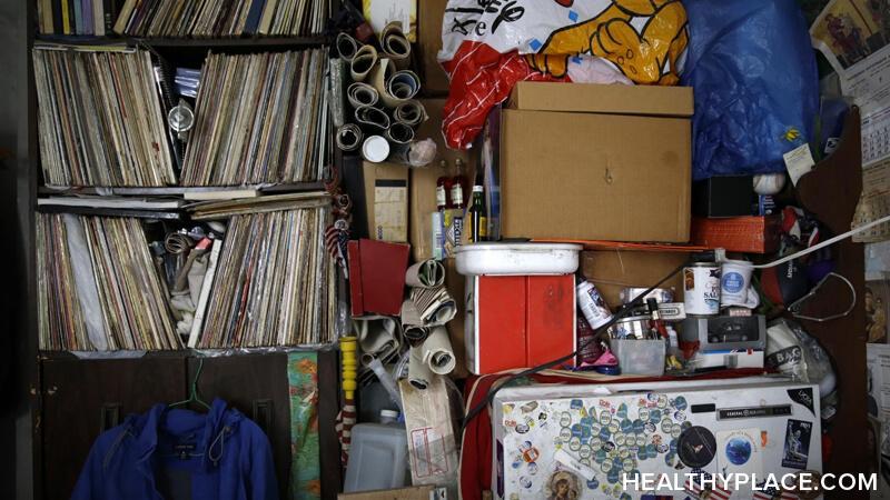 hoarding disorder compulsive hoarding is a mental illness healthyplace. Black Bedroom Furniture Sets. Home Design Ideas
