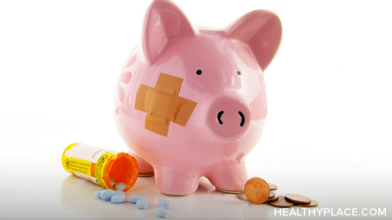 Detailed information on prescription medication assistance programs for psychiatric medications.