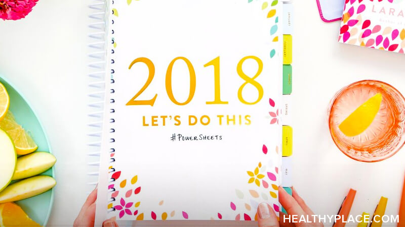 You deserve good mental health. Here are great reasons to make 2018 your year of mental health.
