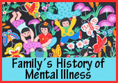 Talking About Your Famiy History of Mental Illness