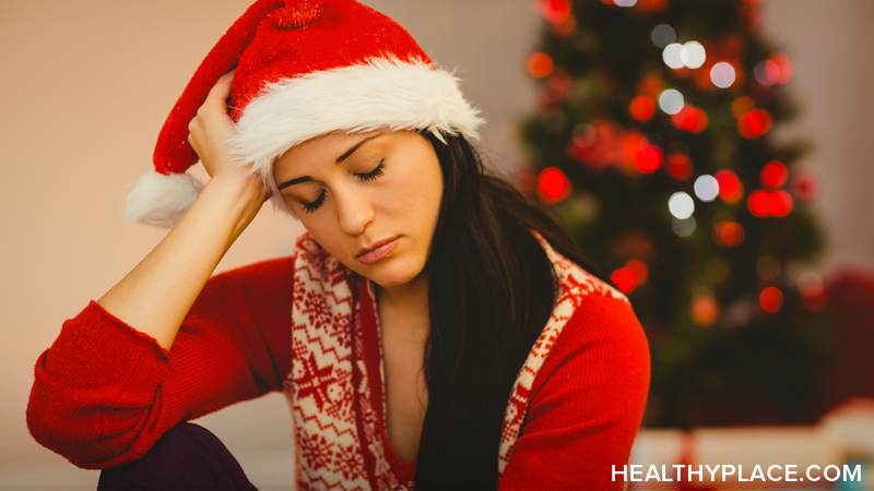 Holiday season is challenging for your mental health. Learn 4 practical suggestions to tolerate the merriment of the season.