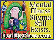Why Does Mental Illness Stigma Exist When 1 in 5 Have One?