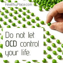 Do Not Let OCD Control Your Life