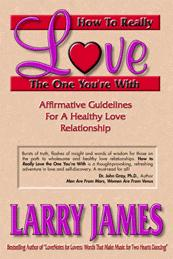 How to Really Love the One You're With!: Affirmative Guidelines  for a Healthy Love Relationship