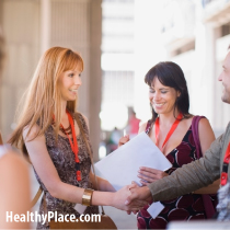 Networking: A Woman's Contact Sport
