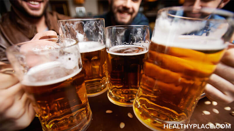 How does a person know when they are drinking too much alcohol? How much alcohol is too much? Get trusted answers on drinking too much alcohol here.