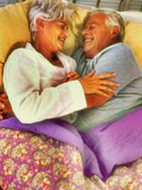 Can elderly men engage in sex? Read all about problems with sexual function in older men.