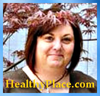 Chrisa Hickey, Parent of a child with schizoaffective disorder