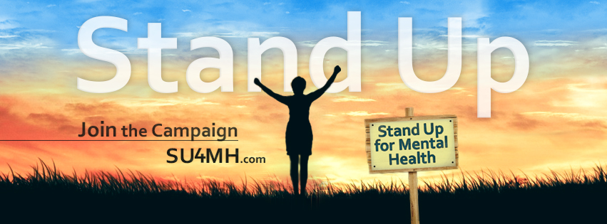 Facebook Cover - Stand Up for Mental Health Campaign
