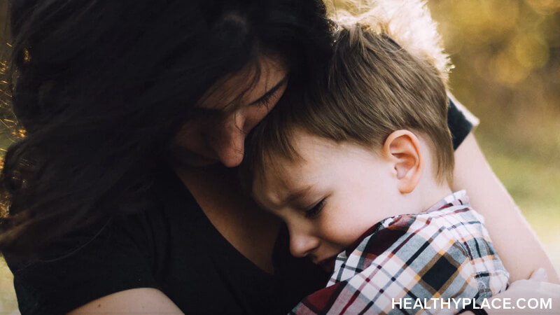 Challenges of Parenting a Child with DMDD | HealthyPlace