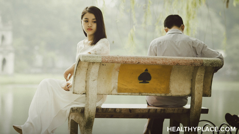 Learn about the ways anxiety affects relationships and the effects of anxiety within relationships. It's all on HealthyPlace.