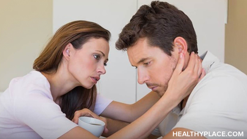 Do you know what to say to a depressed boyfriend or girlfriend? Finding the right words can be difficult. Get some tips from HealthyPlace