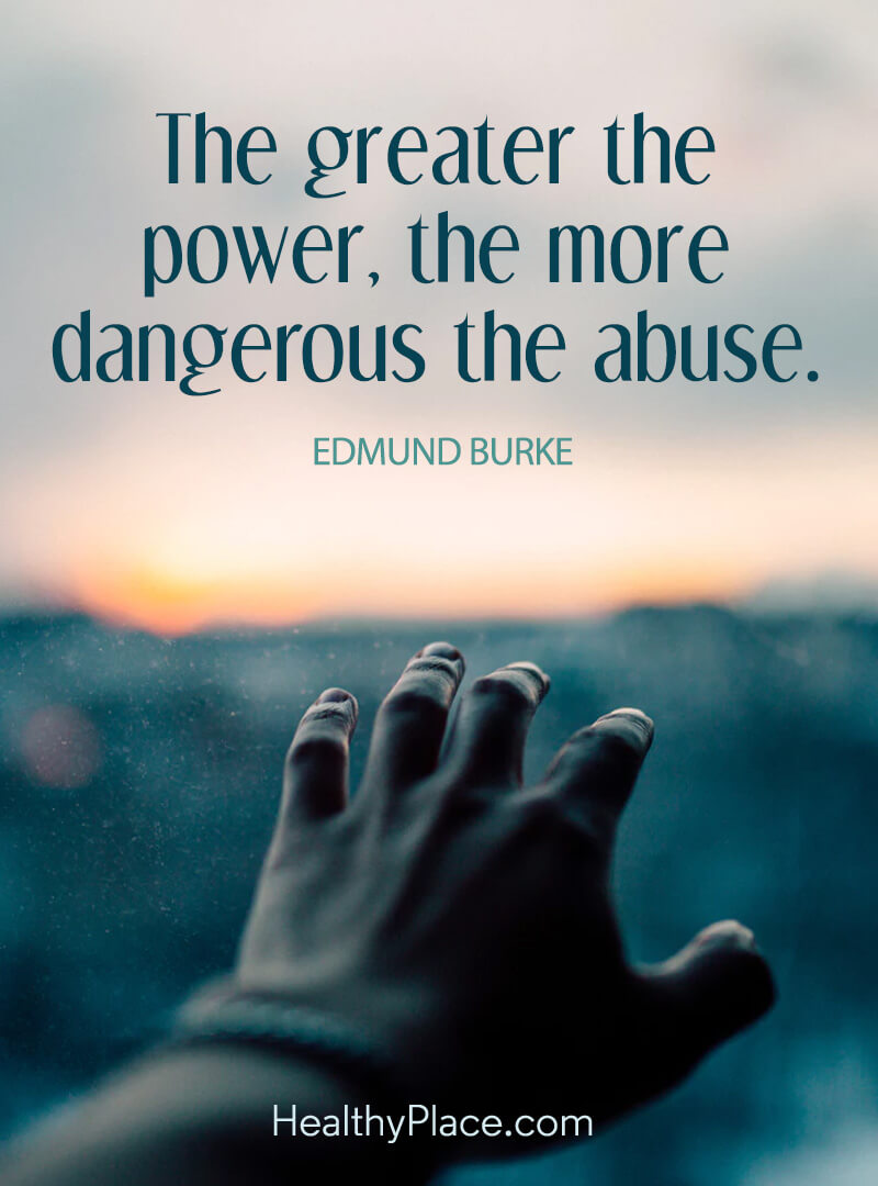 Quotes on Abuse | HealthyPlace
