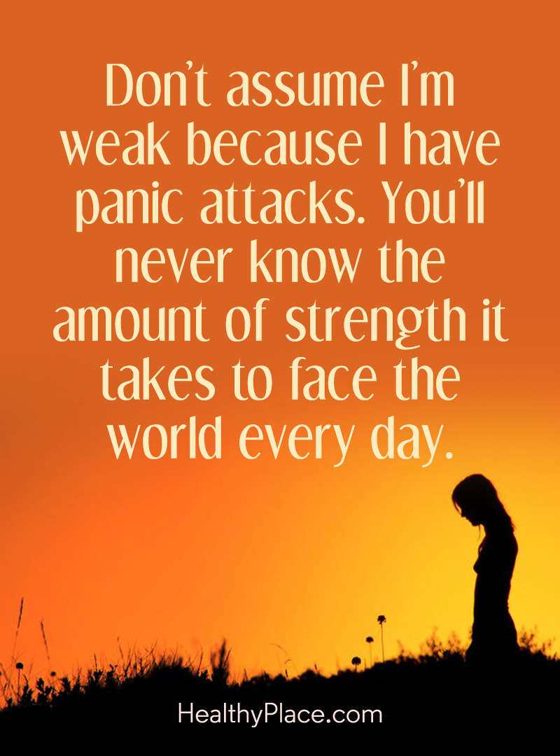 Quotes on Anxiety | HealthyPlace