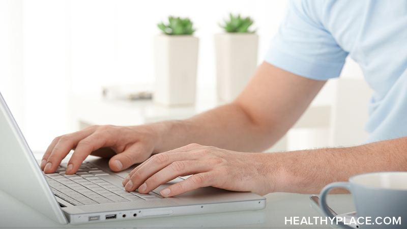 Online psychological tests are designed to be symptom checkers and should not be used to actually diagnose a mental illness. Read more on HealthyPlace.