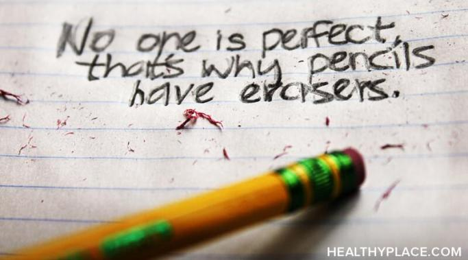 Perfectionism and borderline personality disorder often have a usually unseen relationship. Learn how perfectionism plays into borderline at HealthyPlace.