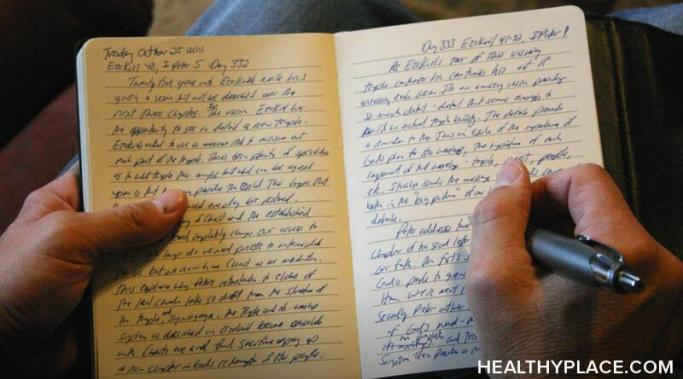 A journaling for mental health habit can have a positive effect. Here are a few tips on how to start your journal to help cope with mental illness at HealthyPlace.