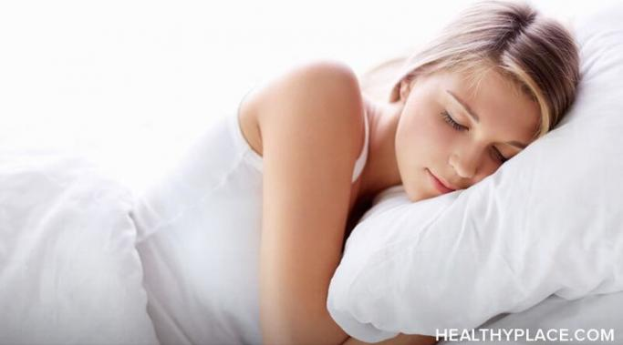 Does anxiety keep you awake at night? If so, you can learn some tips to help you get to sleep, starting before you go to bed, at HealthyPlace.