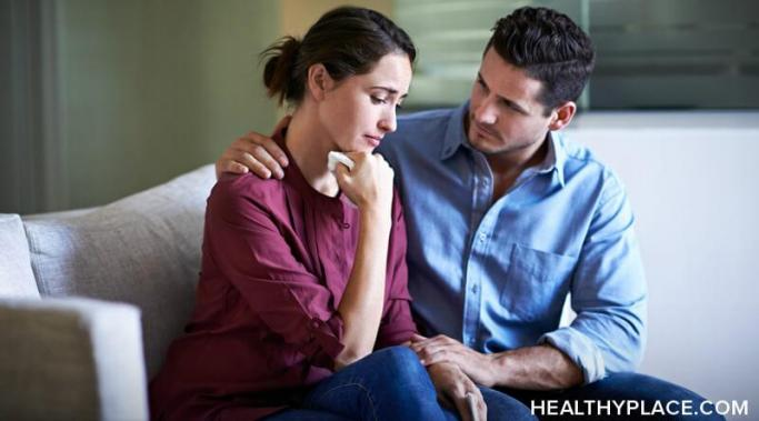 Self-disclosing about your mental illnesses in relationships offers the benefit of the right kind of support at the right time. Learn more at HealthyPlace.