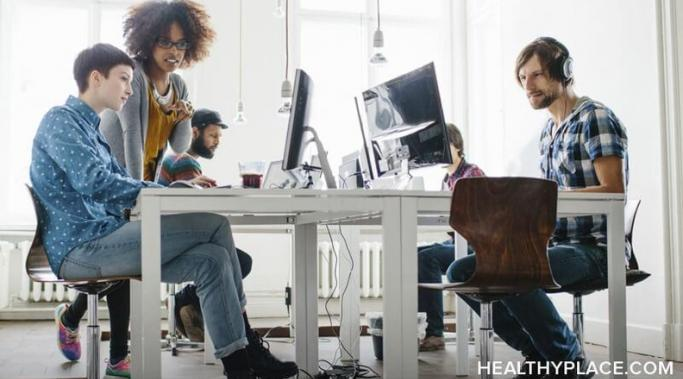Severe depression makes being productive at work a challenge. Get some tips on how you can work despite severe depression at HealthyPlace.