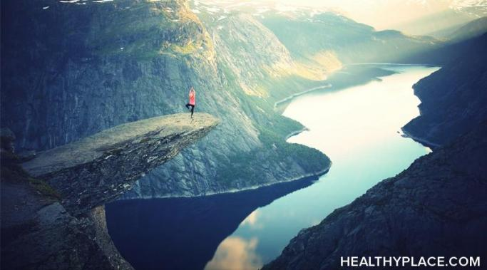 Wouldn't you like to face the future with courage? Learn ways to face the future healthfully at HealthyPlace.