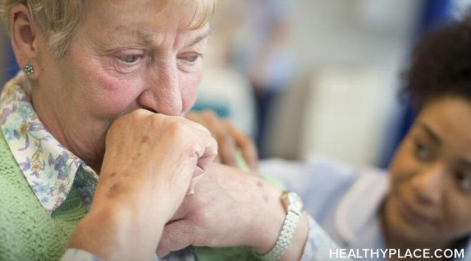 Elder suicide is a real concern for seniors living alone during the pandemic. Strong self-esteem can help. Get tips to prevent elder suicide for yourself at HealthyPlace.