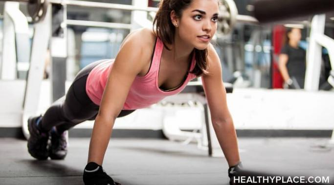 Strength training in eating disorder recovery can help you take your focus off your weight and onto your health. Learn more at HealthyPlace.