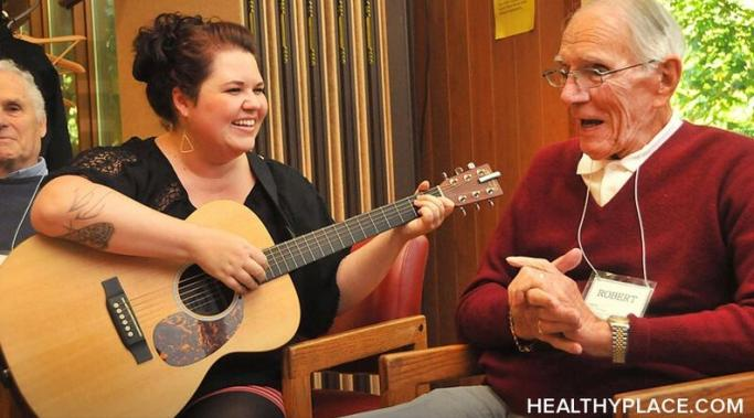 I believe music combats anxiety how nothing else can. Find out how music helps me fight anxiety at HealthyPlace.