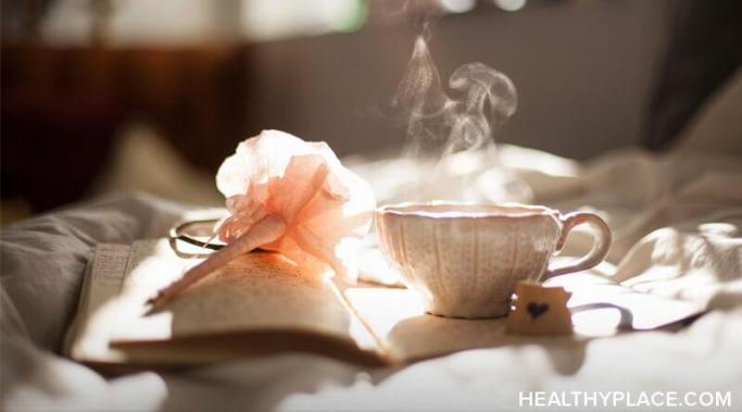 Try these 7 self-care hacks if you're feeling overwhelmed this holiday season. Learn self-care hacks at HealthyPlace.