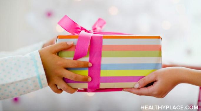 A self-harm recovery gift can be a nice way to show your support to someone in recovery, but when is that appropriate? What can you give? Find out on HealthyPlace.