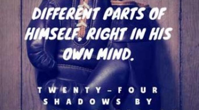 "Dissociative identity makes a person his own worst enemy. Tanya J. Peterson talks about her new book, ""Twenty-Four Shadows"" that explores DID."