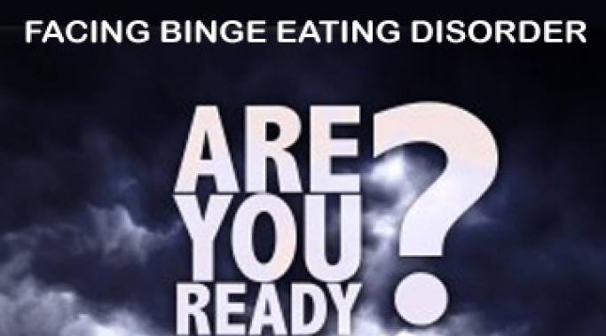 Being ready to deal with binge eating disorder is a process. Only you can decide when you're ready to deal with binge eating disorder. Find out more here.