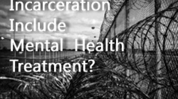 When incarcerated, mental health treatment for addicts and others with mental illnesses is important. Incarceration should include treatment. Why? Read this.