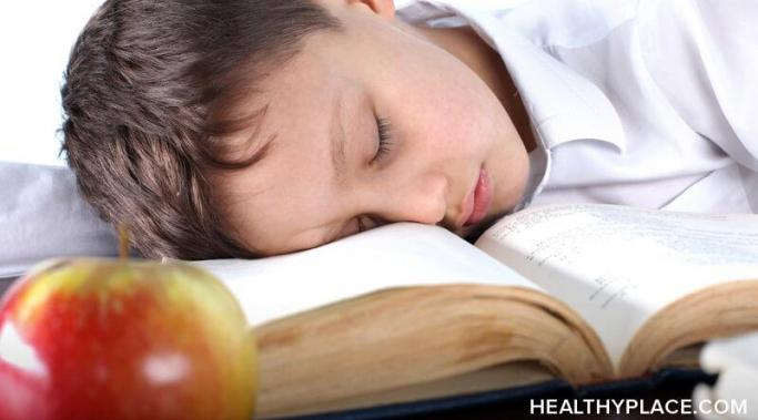 Children with ADHD often have sleep problems too. Routines and nutrition help, but there are other ways to minimize ADHD related sleep problems. Watch this.